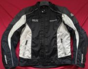 "HEIN GERICKE TRICKY GORETEX MOTORBIKE JACKET UK 43"" 44"" Chest  EU 54 L"